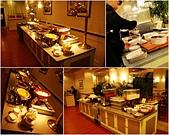 20120116A 早餐‧雨中熊本城:自助早餐