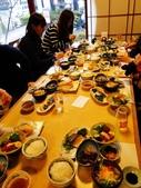 20120116B 午餐‧雨中 太宰府天滿宮:味処三笠 日赤通り店 午餐