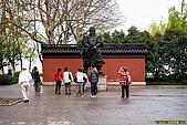 20100331 海天佛國普陀山杭州印象西湖五天之旅第五天相片集:005 錢王祠
