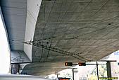 20100331 海天佛國普陀山杭州印象西湖五天之旅第五天相片集:009 胡雪巖故居前高架橋電車線