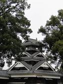 20120116A 早餐‧雨中熊本城:『熊本城』- 宇土砲塔