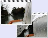 20120116B 午餐‧雨中 太宰府天滿宮:柳川遊船(下雨冷颼颼中)