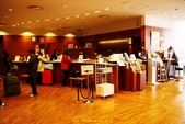 20110114 第一天 橫濱港未來21、紅磚倉庫、LAND MARK 購物廣場:伊勢佐木町華盛頓 飯店大廳