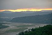 20080712-13 南投集集日月潭二日遊:火紅的雲