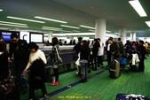 20110114 第一天 橫濱港未來21、紅磚倉庫、LAND MARK 購物廣場:羽田機場 行李轉盤