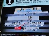 20110114 第一天 橫濱港未來21、紅磚倉庫、LAND MARK 購物廣場:羽田機場的指標