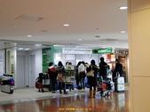 20110114 第一天 橫濱港未來21、紅磚倉庫、LAND MARK 購物廣場:羽田機場 JR EAST 旅遊服務中心