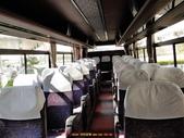 20110114 第一天 橫濱港未來21、紅磚倉庫、LAND MARK 購物廣場:我們搭乘的巴士