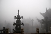 20091129 安徽池洲九華山地藏王菩薩朝聖4天之旅(早去午回))第二天:056 肉身寶殿