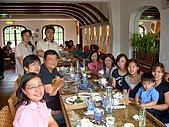 20080719 研究所同學淡水領事館聚餐:餐廳內合照