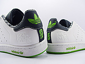 AdidasSMS系列:AdidasSMS系列SMS 白深蓝绿