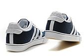 Adidas非主流版女生版:Adidas非主流版女生版蓝白牛津布36--45