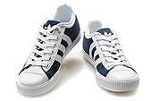 Adidas非主流男生版:Adidas非主流男生版蓝白牛津布36--45