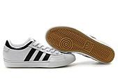 Adidas非主流男生版:Adidas非主流男生版白黑牛津布 36--45