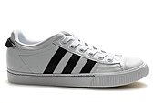 Adidas非主流男生版:Adidas非主流男生版白黑头层皮 36--45