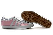 Adidas非主流版女生版:Adidas非主流版女生版白粉红牛津布36--39