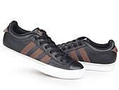 Adidas非主流男生版:Adidas非主流男生版非主流黑咖皮面 40--45