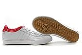 Adidas非主流版女生版:Adidas非主流版女生版白红头层皮 36--45
