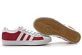Adidas非主流版女生版:Adidas非主流版女生版红白牛津布 36--45
