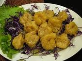 2009.01.27 年初二(虎仔餐廳、煙火):金沙蝦球