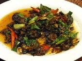 2009.01.27 年初二(虎仔餐廳、煙火):炒雪螺