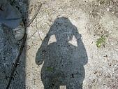 我的花蓮之旅:疲憊的影子