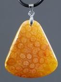 印尼玉石:珊瑚玉(菊花玉)