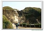 台北市士林區風景點:陽明山小油坑1