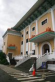 台北市士林區風景點:故宮看畫展1