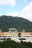 台北市士林區風景點:故宮看畫展2