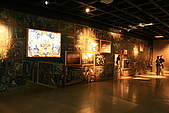 台北市士林區風景點:故宮看畫展3