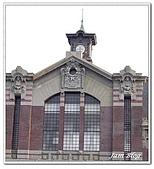 台中市中區風景點:台中市火車站