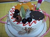 仕頎の成長記錄:蛋糕