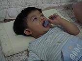 仕頎の成長記錄:睡前刷牙~~