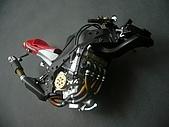 1/12 Yamaha YZR-M1 04 製做公開:真的是很正點的排氣管對吧!