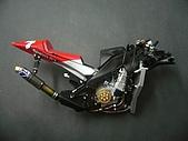 1/12 Yamaha YZR-M1 04 製做公開:正到爆!