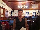 20090128-0206 匈牙利奧地利德:馬術村裡餐廳一景...可能是因為在郊區的關係,沒有甚麼太