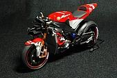 1/12 Yamaha YZR-M1 04 製做公開:DSC_4630
