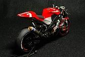 1/12 Yamaha YZR-M1 04 製做公開:DSC_4636
