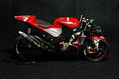1/12 Yamaha YZR-M1 04 製做公開:DSC_4637