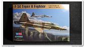 1/72 Hobby Boss F-5E Tiger II 單載戰鬥機 製作公開:P9240030.JPG