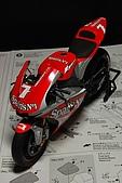 1/12 Yamaha YZR-M1 04 製做公開:DSC_4675