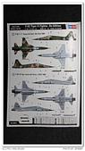 1/72 Hobby Boss F-5E Tiger II 單載戰鬥機 製作公開:P9240041.JPG