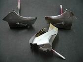 1/12 Yamaha YZR-M1 04 製做公開:噴上硝碁銀色