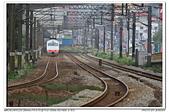 20190205 新北市 汐科站 台鐵 南海電鐵彩繪列車-藍武士 補考:DSC_9207.JPG