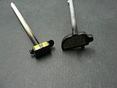 """1/12 Yamaha YZR-M1 04 製做公開:儀表板與""""不知名零件""""貼水貼..."""