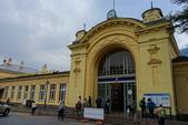 義大利─Merano舊城區之一&提洛洛城堡(2014/10/17) :Merano火車站