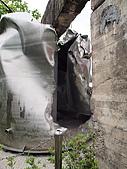 日月潭@南投(員工旅遊):毀壞的酒槽