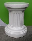 雕像 羅馬柱 噴水池出租/出售:羅馬柱花台---- 台面42cm直徑x56cmH     租金:2000    5M