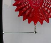 風陀螺:戶外型風陀螺簡易固定法示範1